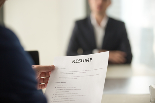 how to make your dance resume standout