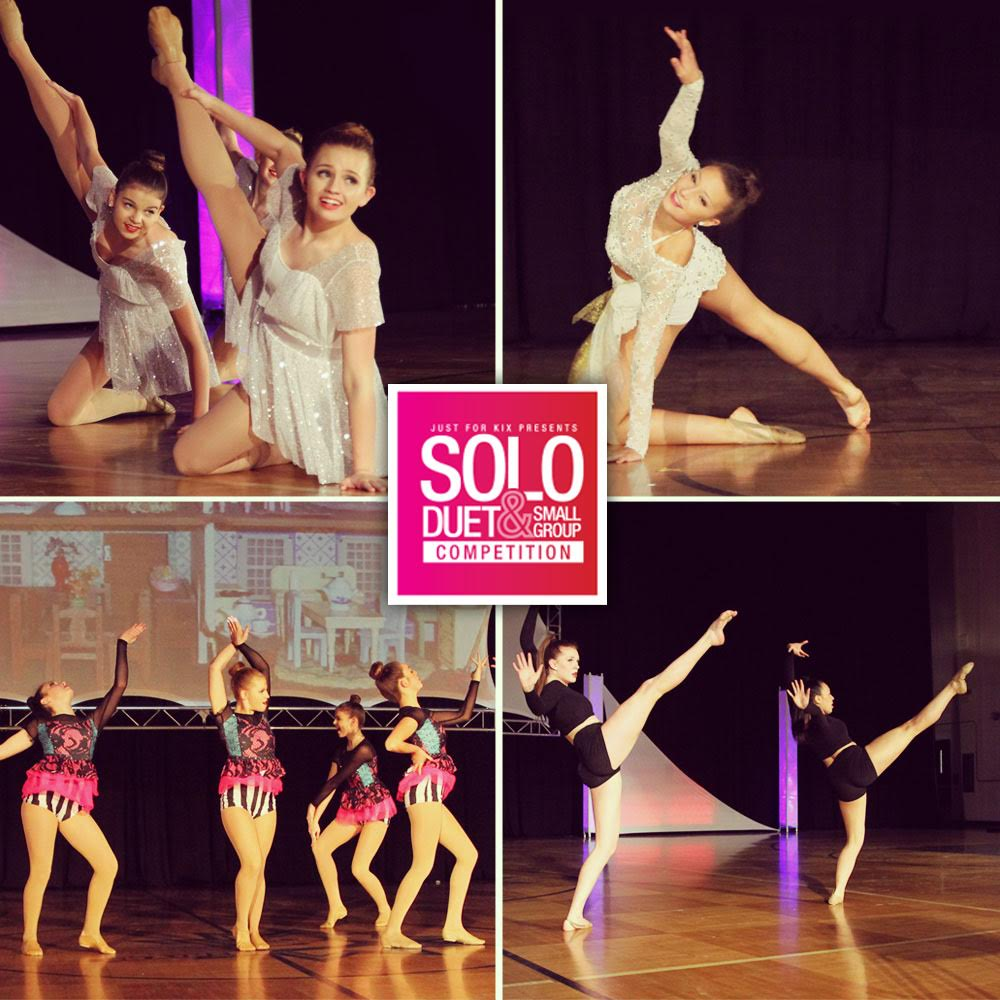 2018 Solo Competition Rochester - Nationals Logo