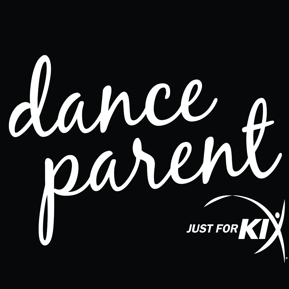 Just For Kix Parent Window Decal- CS23 Image