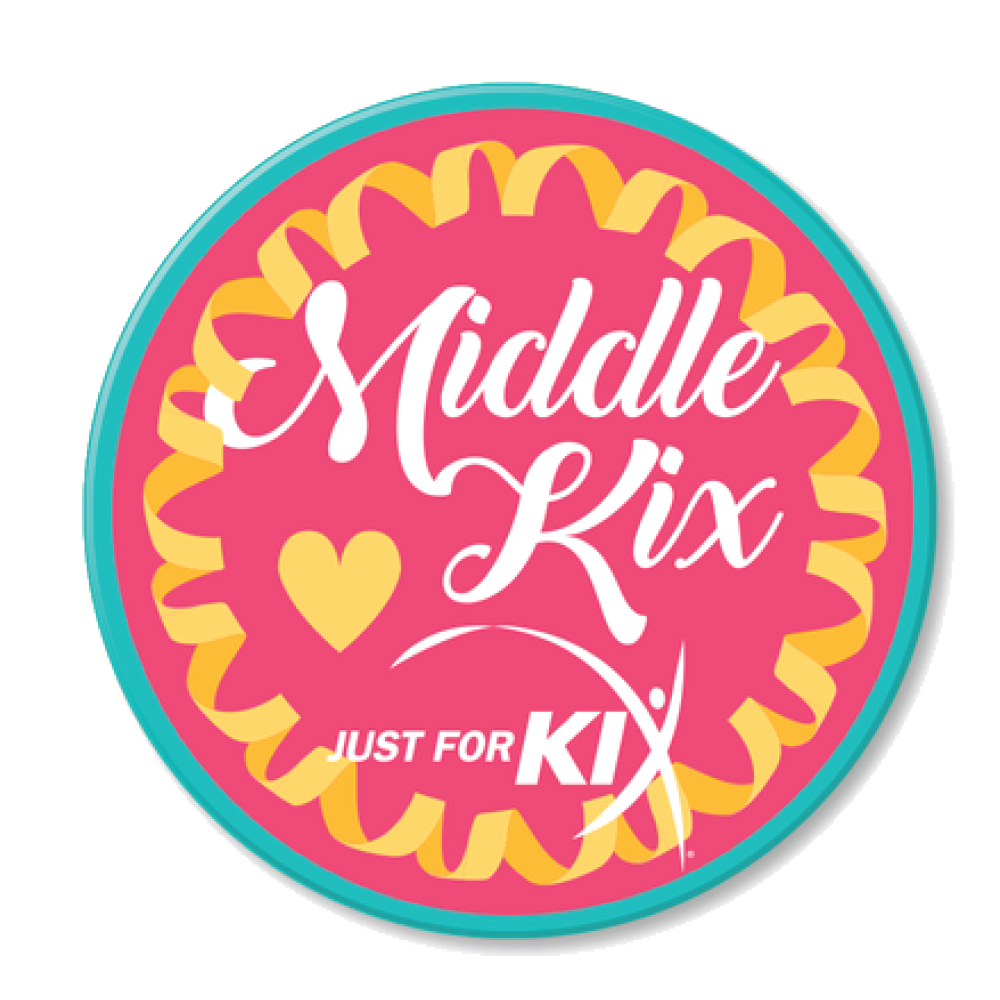 Middle Kix Patch- CP-MIDDLE KIX Image