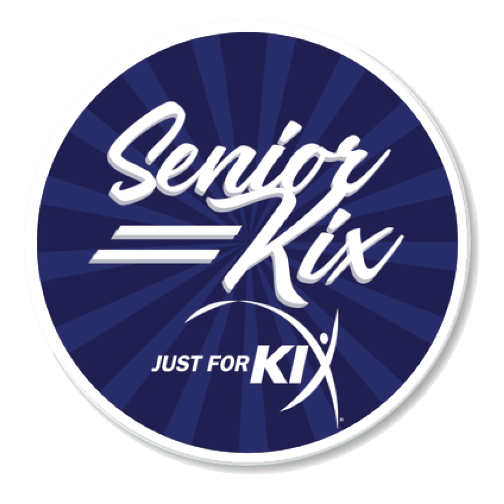 Senior Kix Patch- CP-SENIOR KIX Image